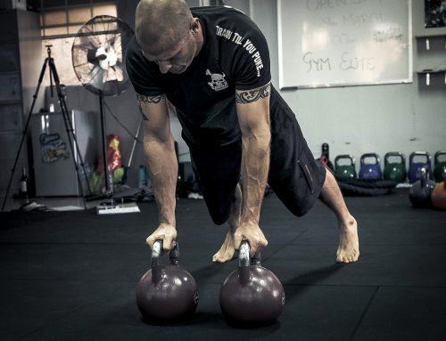 Verlies van vetmassa en opbouw van spiermassa